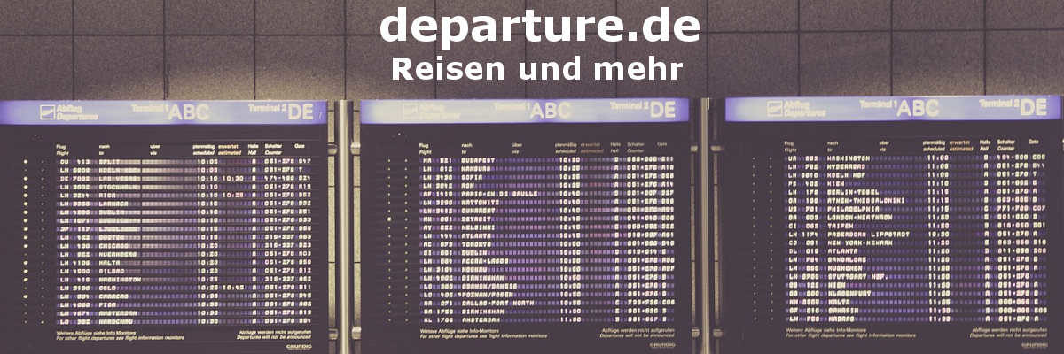 departure.de - Reisen und mehr